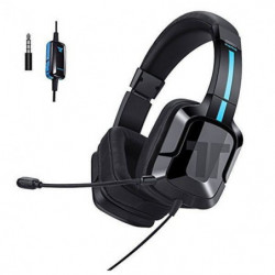 TRITTON Casque avec Microphone Gaming KAMA+ BLACK
