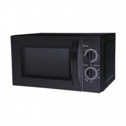 CONTINENTAL-EDISON MO20GRILB Micro-ondes Grill noir - 20L