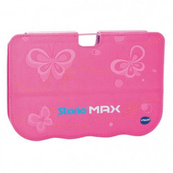 VTECH Storio Max 5'' - Etui Support protege tablette Rose
