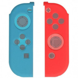2 Grips en silicone Konix pour Joy Con Switch