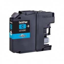 BROTHER Cartouche LC-123 - Cyan