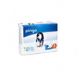 PINGO - Couches  taille 3 - 44 couches