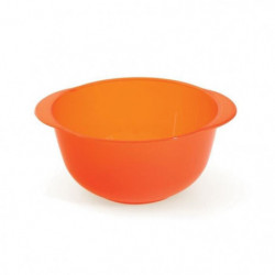 PLASTOREX Bol micro-ondable Polypropylene 35 CL Orange agrum 51499