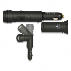 REXER Lampe torche rechargeable - 1W