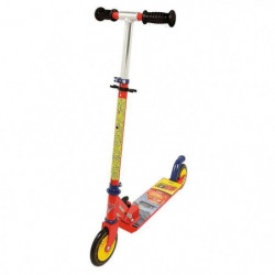 CARS Smoby Patinette Pliable 2 Roues - Disney