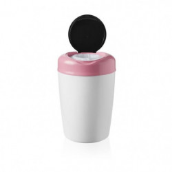 TOMMEE TIPPEE Sangenic Bac à Couches Simplee Rose
