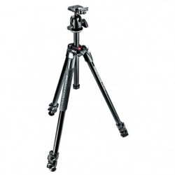 MANFROTTO 290 XTRA Kit Trépied 3 sections Aluminium