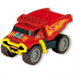 HOT WHEELS - Camion-benne Hot Wheels pour Enfant