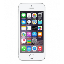 Apple iPhone 5S 16 Argent - Grade C