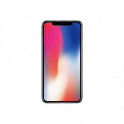 Apple iPhone X 64 Gris sideral - Grade C