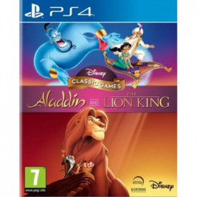 Disney Classic Games Aladdin and The Lion King Jeu PS4
