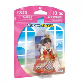 PLAYMOBIL 70239 - Magic - Playmobil Friends - Reine des cœurs