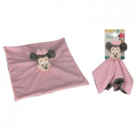 DISNEY Tonal Minnie Doudou Rose