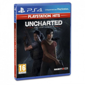 Uncharted The Lost Legacy PlayStation Hits Jeu PS4