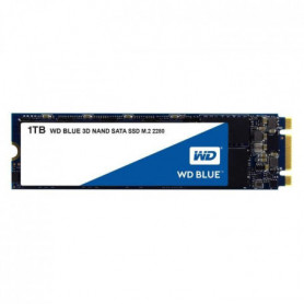 WD Disque dur Blue(TM) SSD - 3D Nand - Format M.2/2280 - 1To
