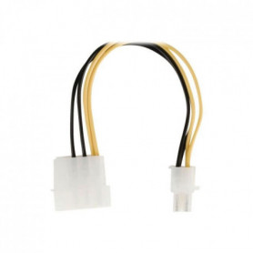 NEDIS Internal Power Cable - P4 Male - Molex Male - 0.15 m