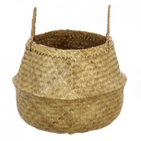 ATMOSPHERA Panier Seagrass Pli - Naturel