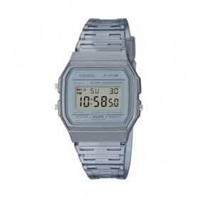 CASIO Collection Montre F-91WS-8EF