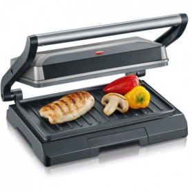 SEVERIN KG2394 Gril multifonction compact : viande - paninis