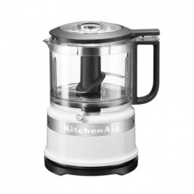KITCHENAID 5KFC3516EWH Mini hachoir - Blanc