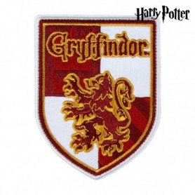 Patch Gryffindor Harry Potter Rouge Blanc Polyester