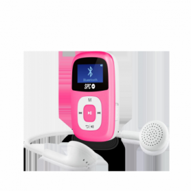 Lecteur MP3 SPC 8668P 8 GB Bluetooth FM Rose