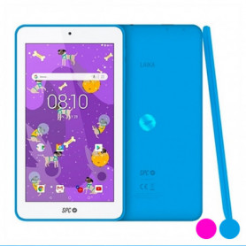 "Tablette SPC Laika 9743108 7"" Quad Core 1 GB RAM 8 GB"