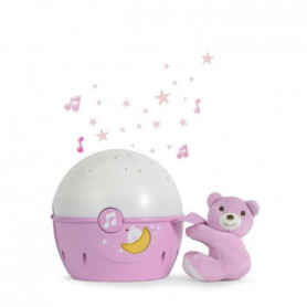 CHICCO Projecteur Next2 Stars Rose First Dreams