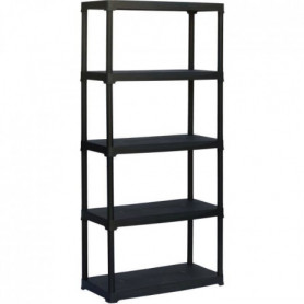 TOOD  Etagere 5 tablettes  dimensions h176x90x40