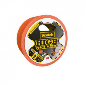 3M Toile de Réparation Universal High Visibility - Orange - 25mx48mm