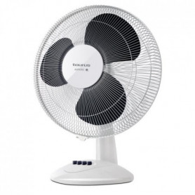 Ventilateur de table blanc diam. 40 cm