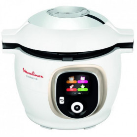 MOULINEXCE851A10  Multicuiseur intelligent COOKEO +6 L