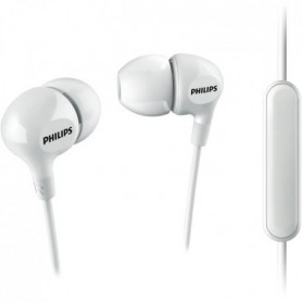 PHILIPS SHE3555WT/00 Ecouteurs intra-auriculaires avec microphone