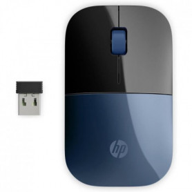 HP Z3700 Wireless Mouse - Lumiere Blue