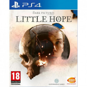 The Dark Pictures: Little Hope Jeu PS4
