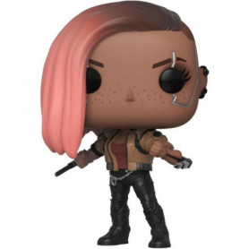 Figurine Funko Pop! Games: Cyberpunk 2077 - V-Female