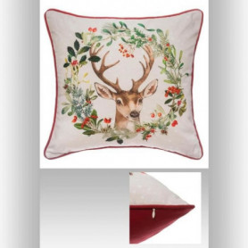 FEERIC LIGHTS & CHRISTMAS Coussin Traditionnel - 40 cm - Imprimé