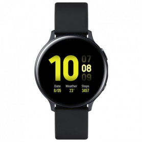 Samsung Galaxy Watch Active 2 44 mm Aluminium 4G, Noire