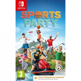 Sports Party Jeu Switch (Code de téléchargement)