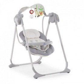 CHICCO Balancelle Polly Swing Up Silver