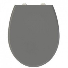 Abattant WC Fally 2 - thermodur - gris anthracite
