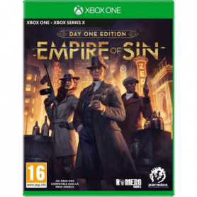 Empire Of Sin - Day One Edition Jeu Xbox One