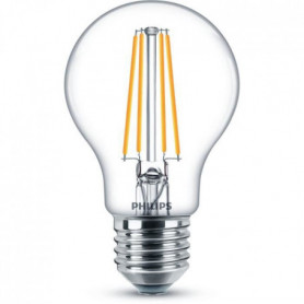 Philips Ampoule LED Equivalent 60W E27 Blanc chaud Non Dimmable