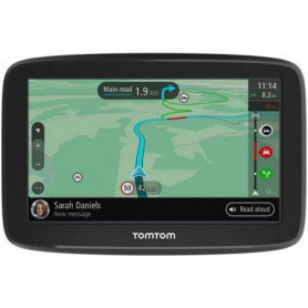TOMTOM GPS GO Classic 6 - Mises a jour via Wi-Fi. Carte Europe 49 pays. TomTom T