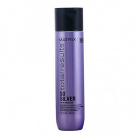 Shampooing Total Results So Silver Matrix