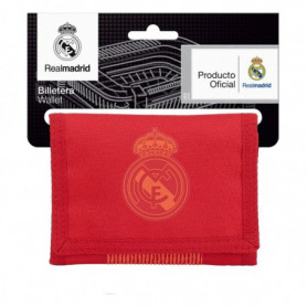Portefeuille Real Madrid C.F. Rouge