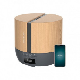 Humidificateur PureAroma 550 Connected Grey Woody Cecotec (500 ml)