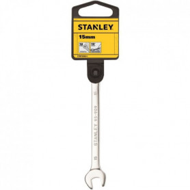 STANLEY CLE MIXTE 15 MM