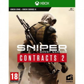 Sniper Ghost Warrior Contracts 2  Jeu Xbox One et Xbox Series X
