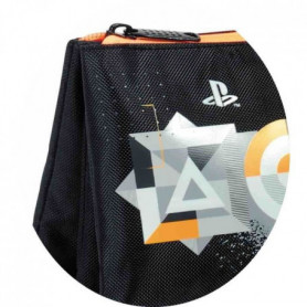 KID'ABORD Trousse Rectangulaire 2 Compartiments Playstation Living To Play Enfan